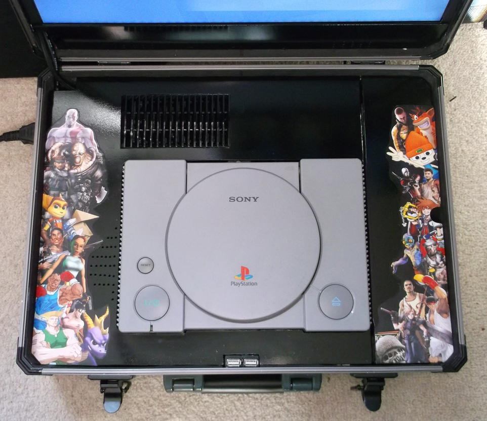 how to make ps3 portable