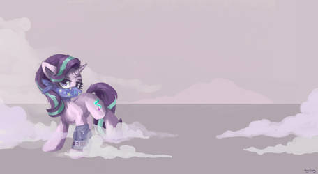 Starlight Glimmer Wallpaper by Amy-Gamy