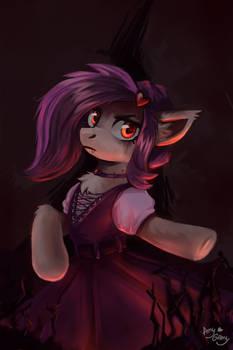 Amethyst Vampire