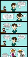 LoveMe Comic 7- Voodoo Don'ts