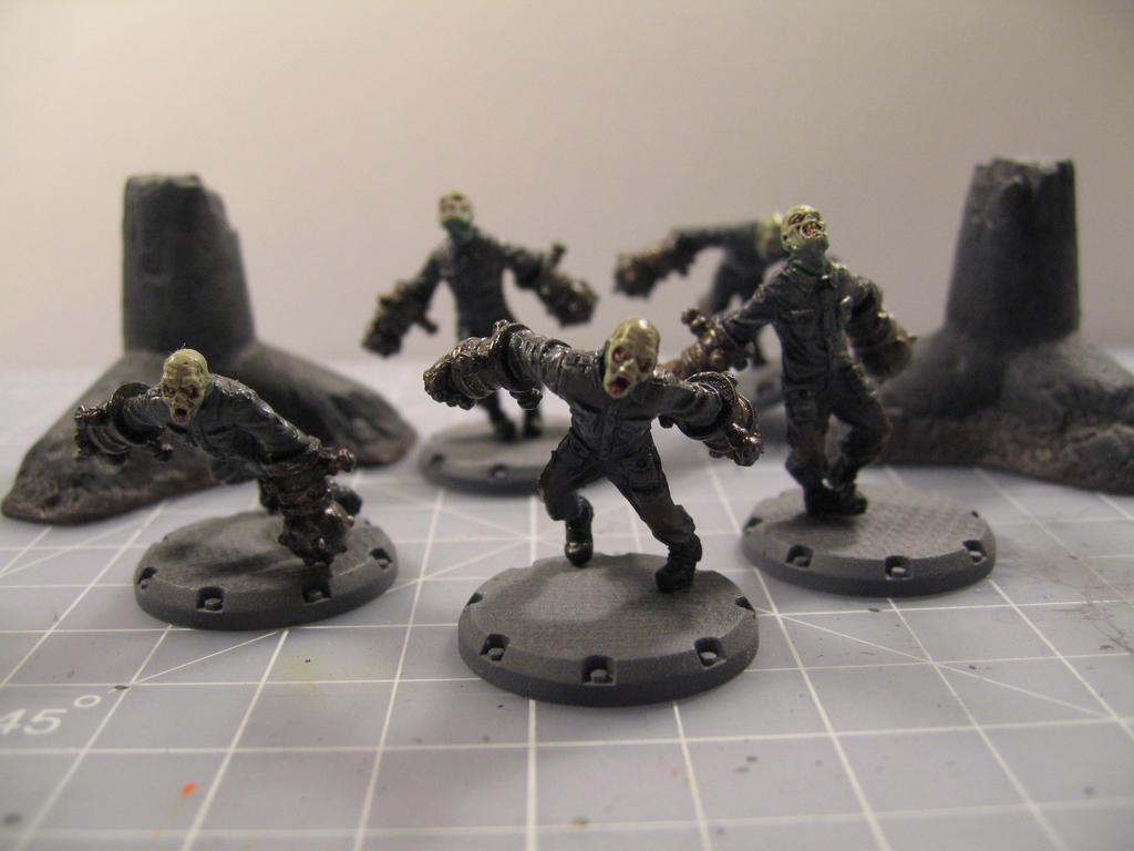 dust tactics zombies by evldemon