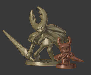 Skellbug Knight