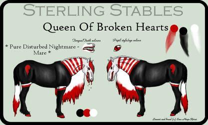SS Queen Of Broken Hearts by blueseanfoste