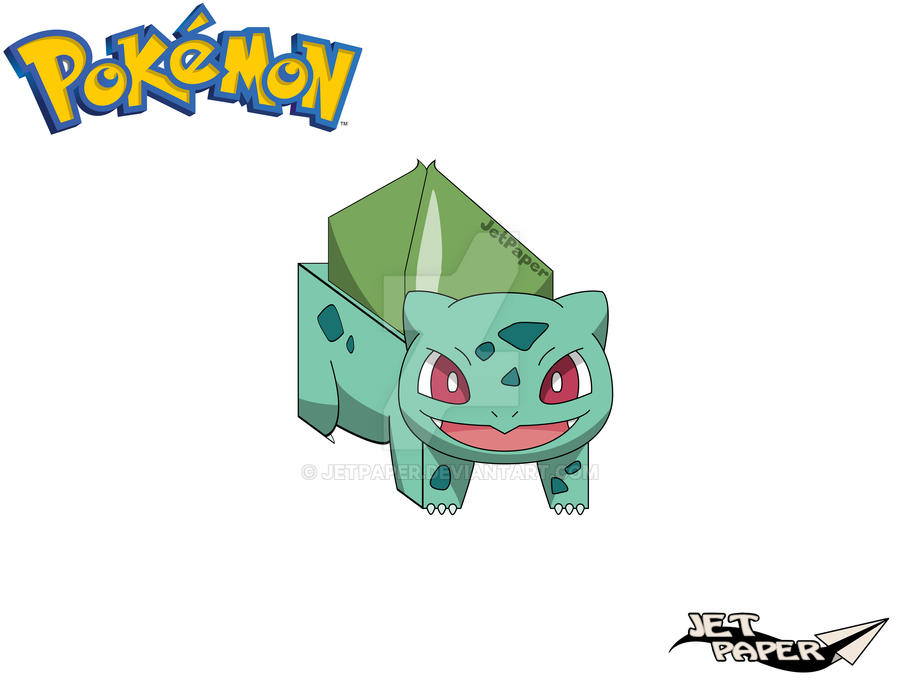 Bulbasaur 3d Pokemon 621787915