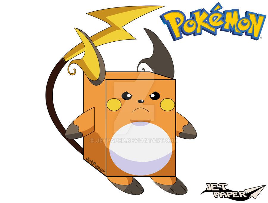 Raichu Images | Pokemon Images
