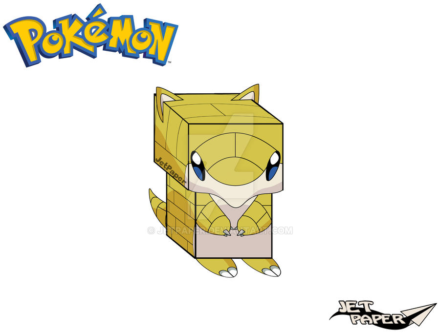 Pokemon Sandshrew Images