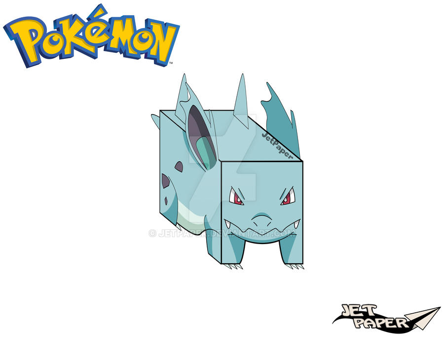 Nidorina 3d Pokemon 626151792
