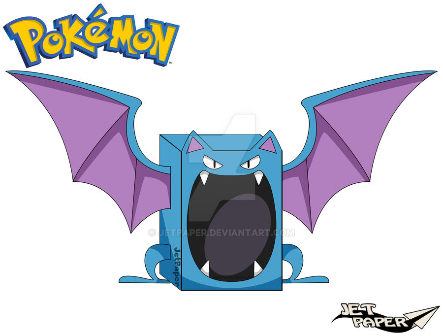 zubat pokemon by jetpaper - photo #4