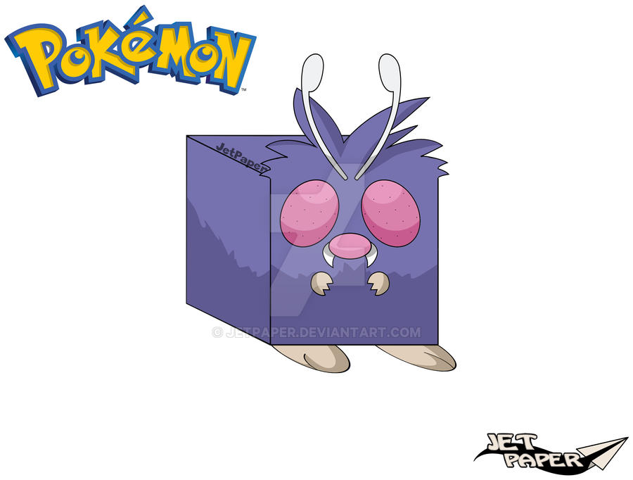 Venonat 3d Pokemon 631246195