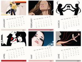 Calendar 1 by NicoleWKonigs