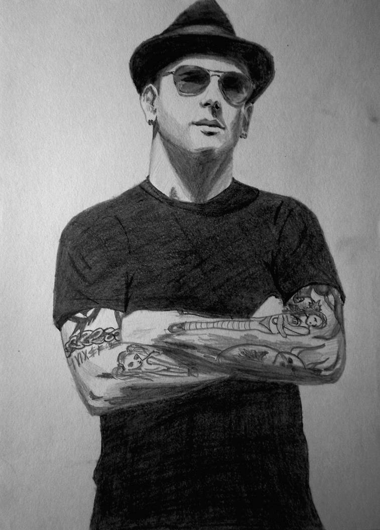 Corey Taylor By Nadia Ch On Deviantart