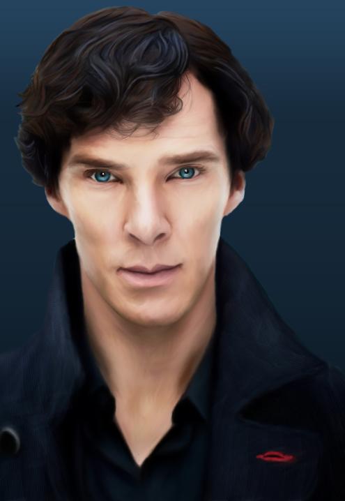 Sherlock by Nadia-Ch