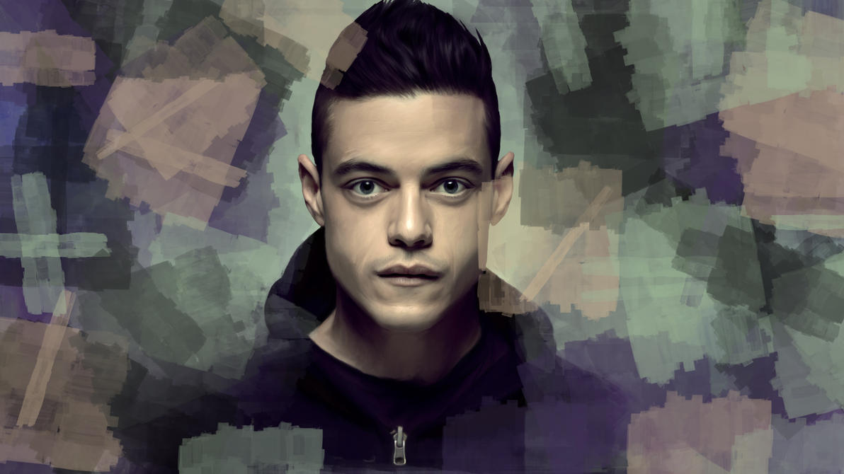 Mr. Robot by Nadia-Ch