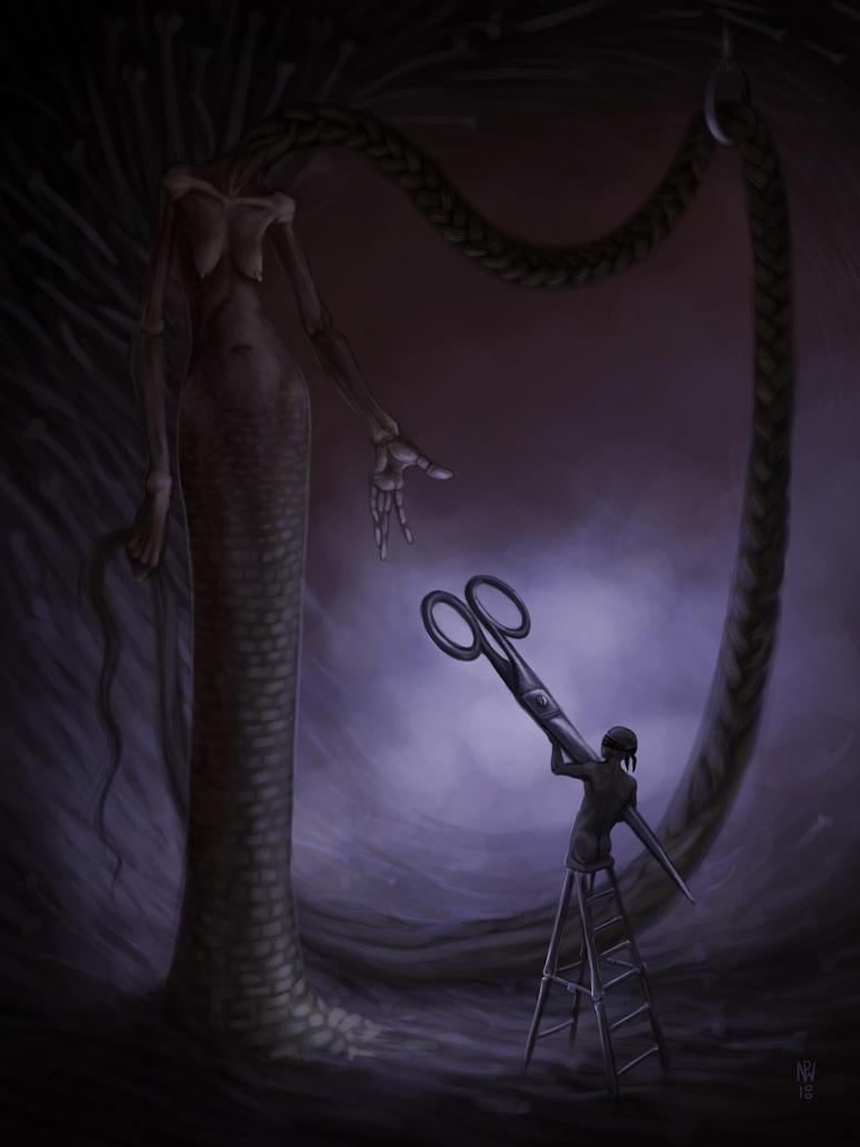 Rapunzel Rearranged by nilwill