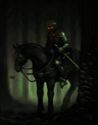 Dark Rider by nilwilnil
