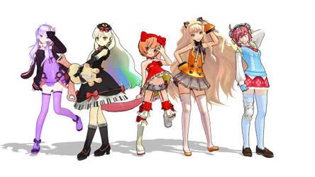 Windows 100% Group! by Yuutachi