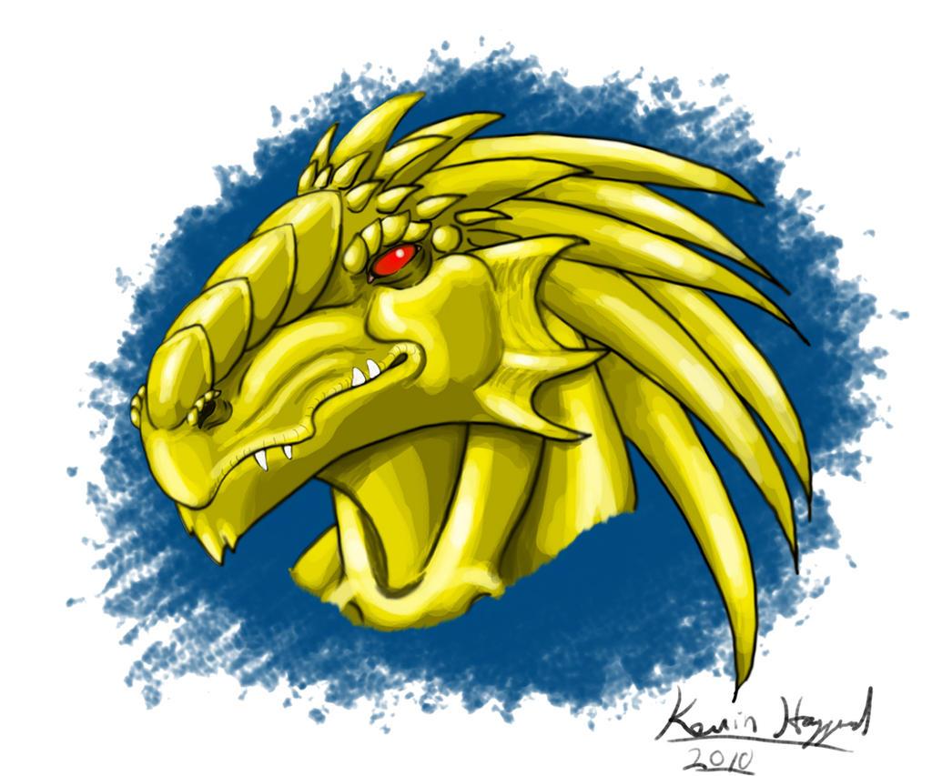 Dragonborn by Haggard-Kevin