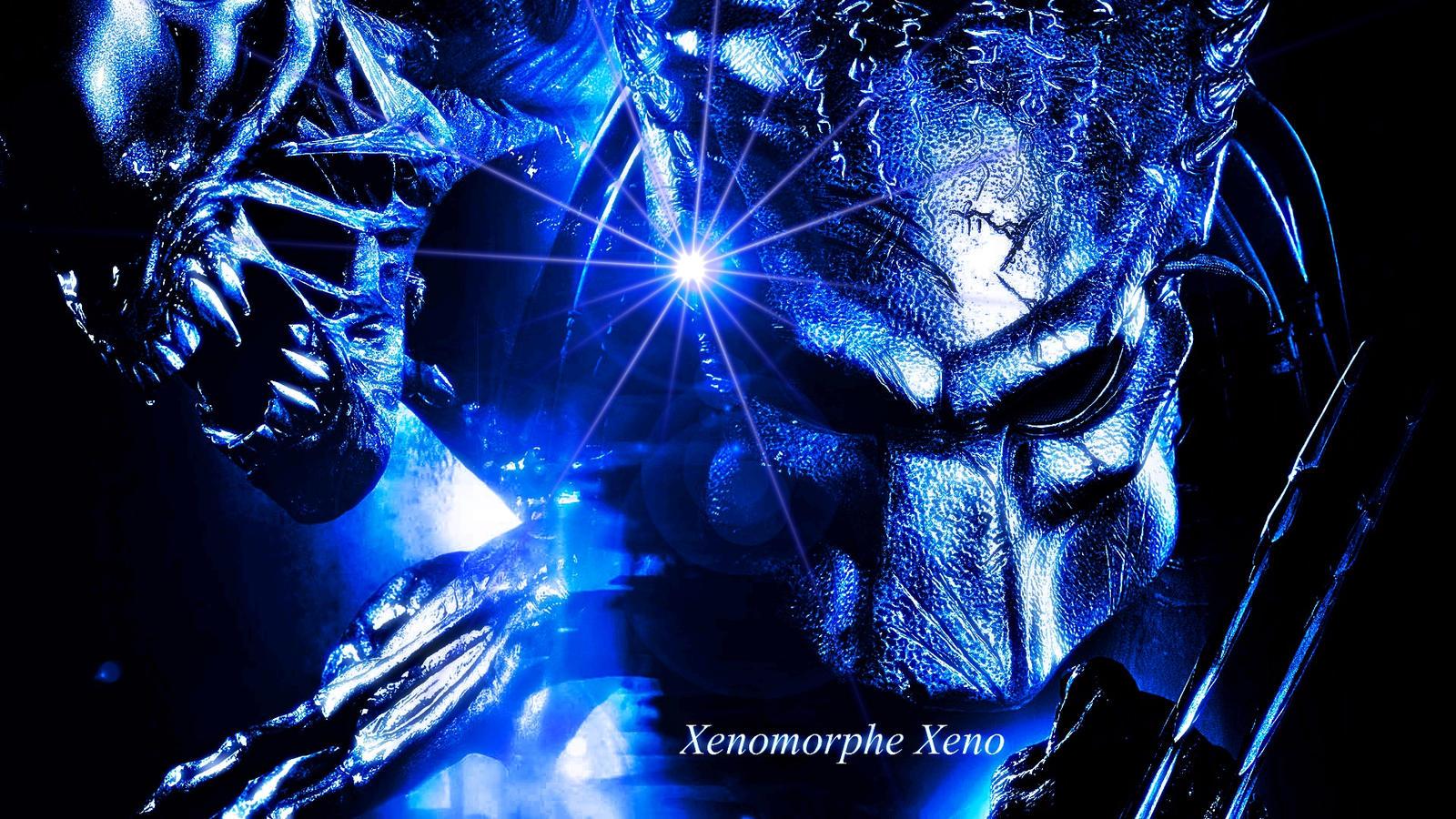 aliens vs predator requiem xenomorphe xeno iixenomorphe-xeno on