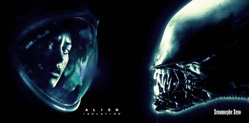 Alien-Isolation-Forever II by Xenomorphe-Xeno