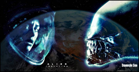 Alien-Isolation II by Xenomorphe-Xeno