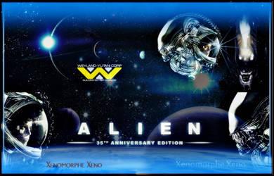 alien universe stars V by Xenomorphe-Xeno