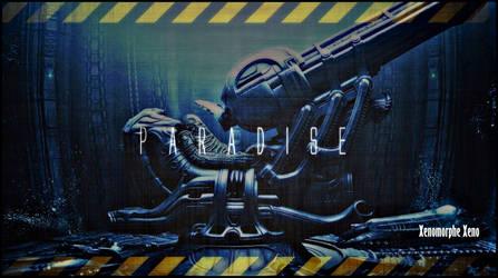 prometheus alien space jockey alien paradise II by Xenomorphe-Xeno