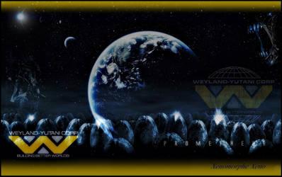 alien paradise lost II by Xenomorphe-Xeno