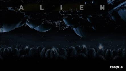 Alien Nostromo II by Xenomorphe-Xeno
