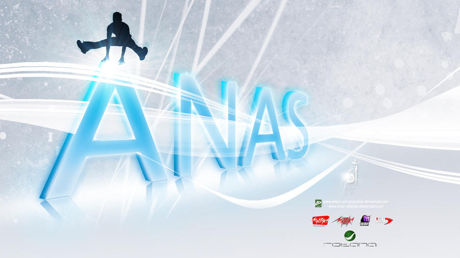 My Name 3d Wallpapers: MY NAME 3D By Anas-alfanan On DeviantArt