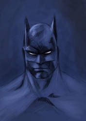 I am the night. by spudfx