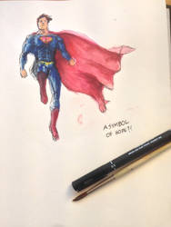 A symbol of hope? by spudfx