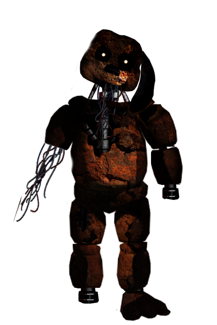 Withered sparky the dog by thekawaiibunny02 on deviantart