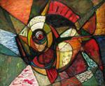 Crucian (Almandine). 2011 by Yudaev