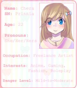 Prinnia's Profile Picture