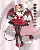 [CLOSED] 003 - Chocolate Valentine by Prinnia