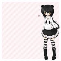 Panda by linkitty