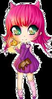 Chibi Annie - LoL
