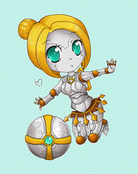 Chibi Orianna - League of Legends