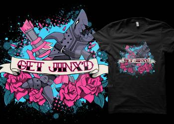 Get Jinx'd tatto style