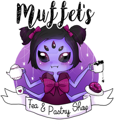 Muffet's tea and pastry