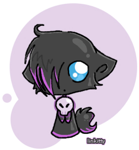 Skullie Chan x3 by linkitty