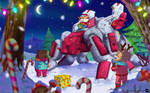 Merry christmas 2020 by wolfen-graphix