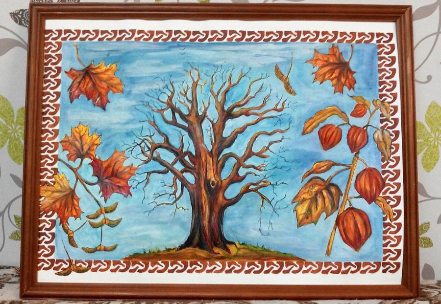Autumn by G-Smilodon