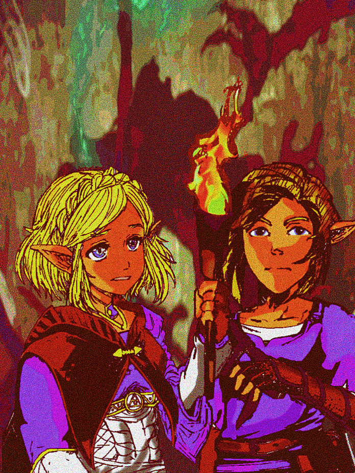 Botw 2 By Mangamasterjm On Deviantart