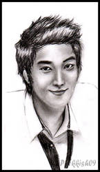 Choi Siwon by Porkkish