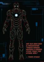 Iron Man3 by liquidanims