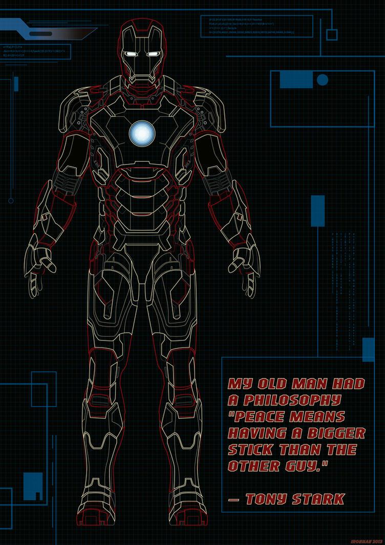 Iron Man3 by liquidani...