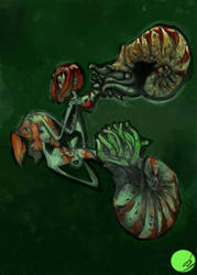 Nautilus maid by Midnight-cat