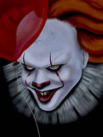 IT Pennywise by Ziccard