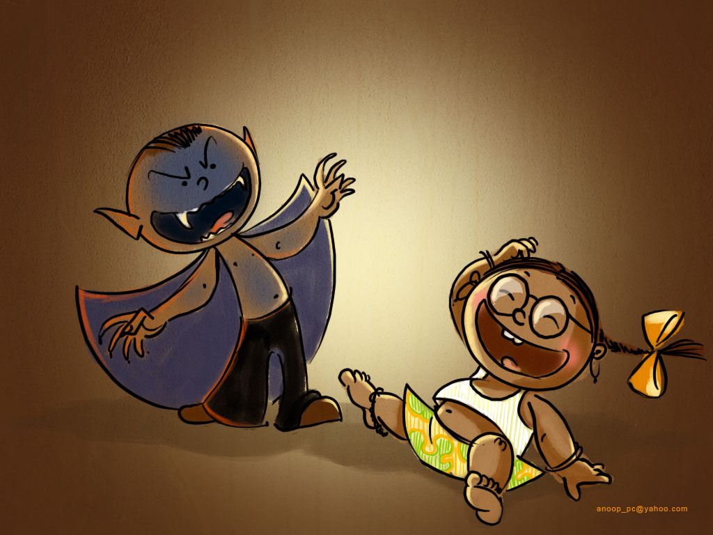 Pfizer Wallpapers: Kuttu And Chinnu 17 By Anoop-pc On DeviantArt